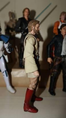 S.H Figuarts Obi-Wan Kenobi Review 1