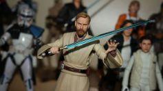 S.H Figuarts Obi-Wan Kenobi Review 8