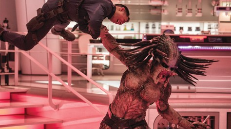 Review | The Predator (Blu-Ray)