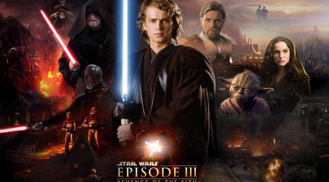 Top Five | Star Wars: Revenge of the Sith