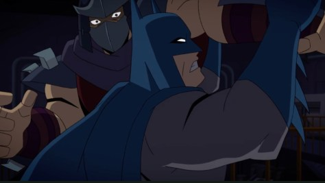 World's Collide in the Trailer for Batman vs. Teenage Mutant Ninja Turtles