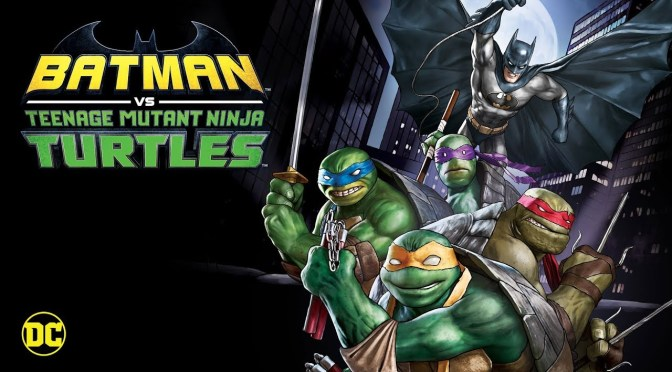 Batman vs TMNT Digital and Blu-Ray Release Dates Announced