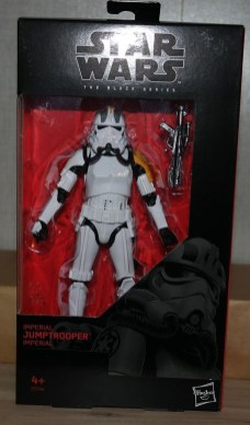 BLACK SERIES REVIEW | JUMPTROOPER - GAMESTOP EXCLUSIVE (STAR WARS: REBELS)
