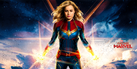 Captain Marvel Soars At The Box Office