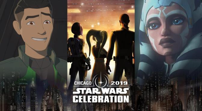 Star Wars Celebration | Lucasfilm To Host Three Animation Panels at SWCC