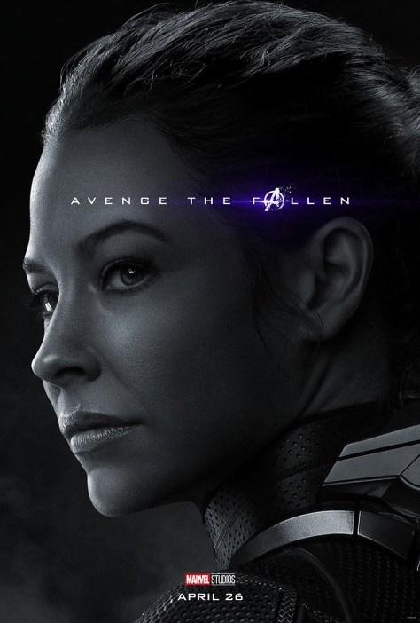 Avenge the Fallen | The Avengers Endgame Character Posters Reveal the Casualties of War