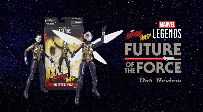 Marvel Legends Review | The Wasp (Ant-Man and the Wasp)