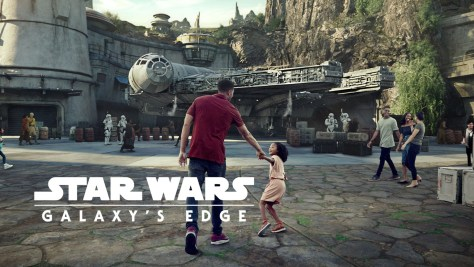 Star Wars: Galaxy's Edge Opening Dates Revealed