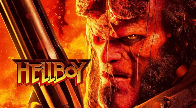 Hellboy Battles Through Hellfire and Brimstone in the New Red-Band Trailer