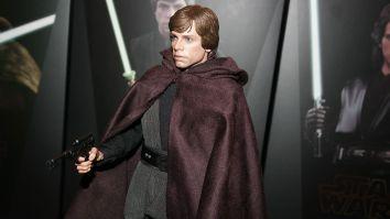 Hot Toys Luke Skywalker Review 13