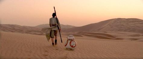 Top Five   Star Wars: The Force Awakens