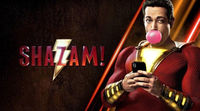 Shazam | Zachary Levi Brings the Magic in the Newest Trailer for Shazam!