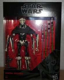 Black Series Review | General Grievous Deluxe (Star Wars: Revenge of the Sith)