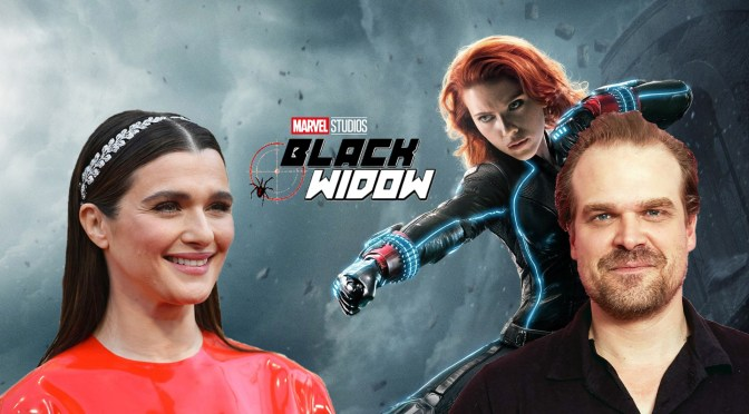 The 'Black Widow' Movie Adds Two More Actors To Its Cast