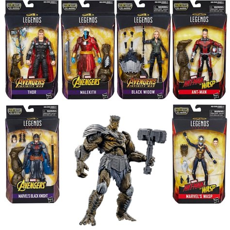 Star Wars The Black Series & Marvel Legends | An Analysis of Hasbro's Toy Lines