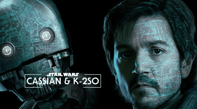 Star Wars | The Disney+ Cassian Andor Series To Start Filming This Year