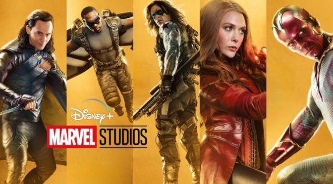 Disney + | Disney Reveals Titles for its Marvel Studios Shows