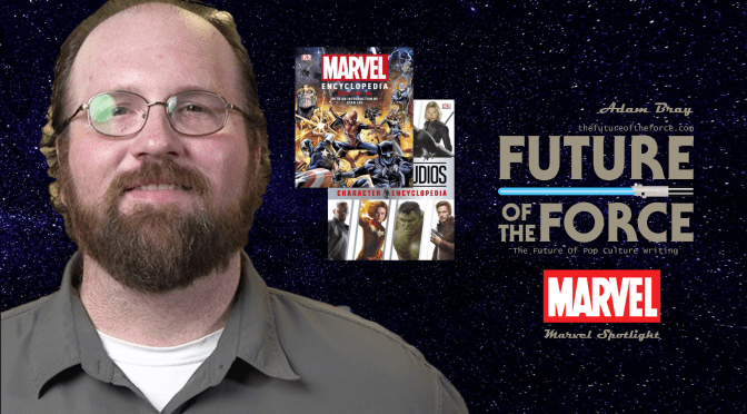 Marvel Spotlight | Adam Bray (Interview)