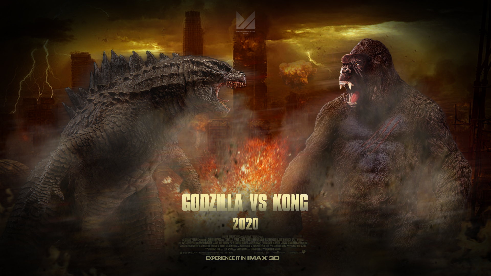 Godzilla Vs Kong Officially Wraps Shooting Future Of The Force