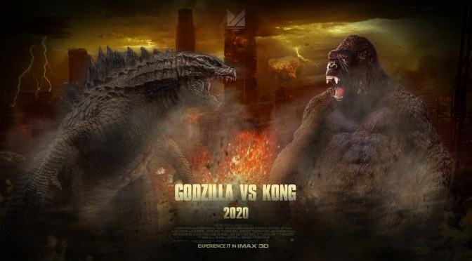Godzilla vs Kong Officially Wraps Shooting