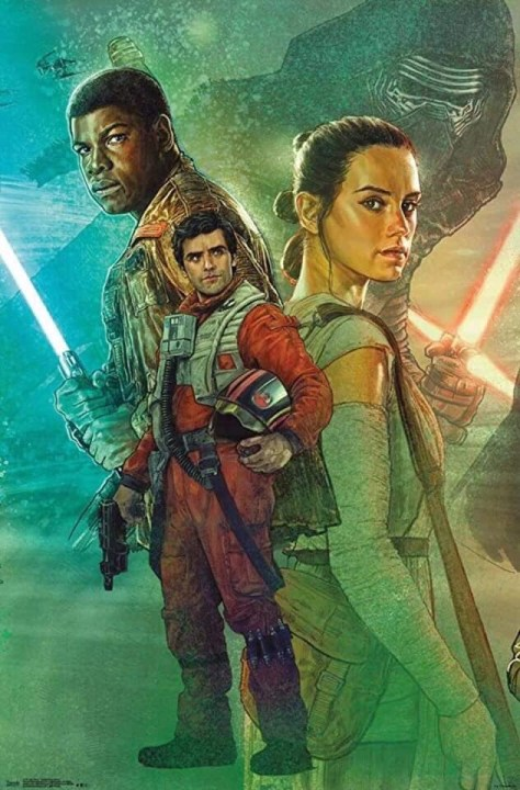 SWCC   First Look: Star Wars Mural