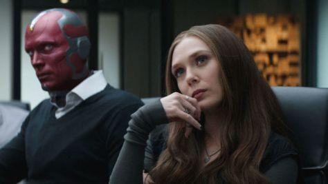 Disney +   Disney Reveals Titles for its Marvel Studios Shows