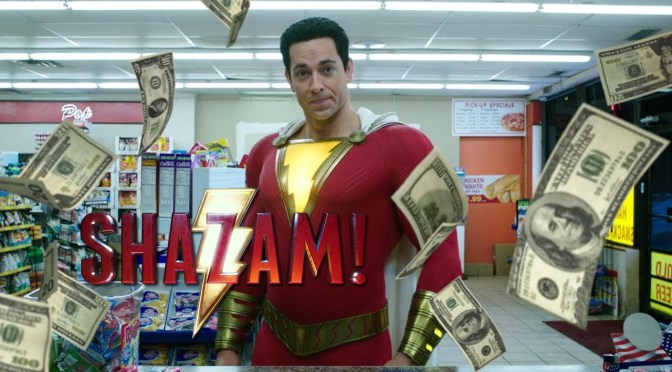 Box Office | Shazam Conjurs Up Second Winning Weekend
