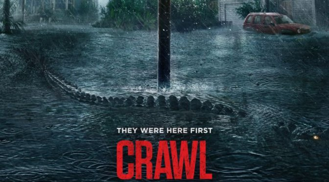 Crawl | Alligators Run Amok in the Trailer Sam Raimi's New Horror