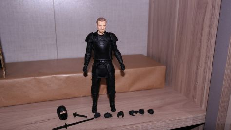 Mafex Review | Ra's Al Ghul (The Dark Knight Trilogy) Medicom Toy