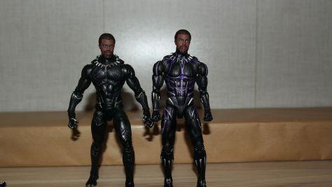 Marvel Legends Review | Black Panther (Vibranium) Avengers: Infinity War