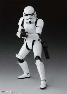 S.H Figuarts Imperial Stormtrooper 3