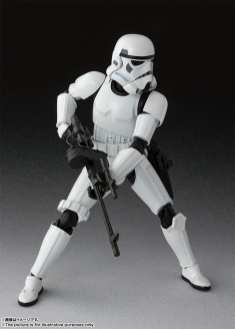 S.H Figuarts Imperial Stormtrooper 5