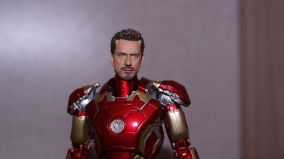 S.H. Figuarts Review | Iron Man MK-XLIII (Avengers: Age of Ultron) Reissue