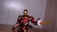 S.H Figuarts Iron Man Mark XLV (Avengers Age of Ultron) Review 11
