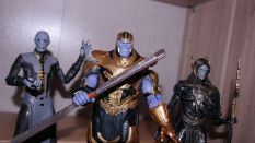 S.H Figuarts Review Thanos (Avengers Endgame) 6