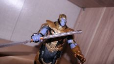 S.H Figuarts Review Thanos (Avengers Endgame) 9