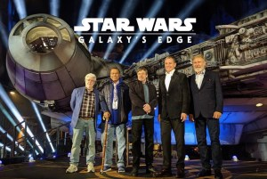Star Wars: Galaxy's Edge | Dedication Ceremony