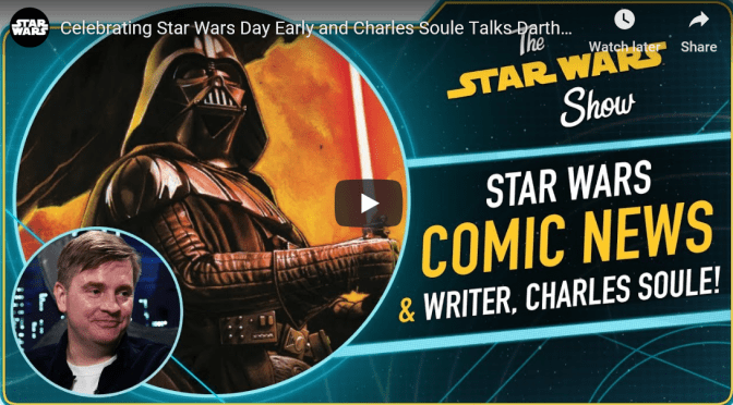 The Star Wars Show | Celebrating Star Wars Day Early