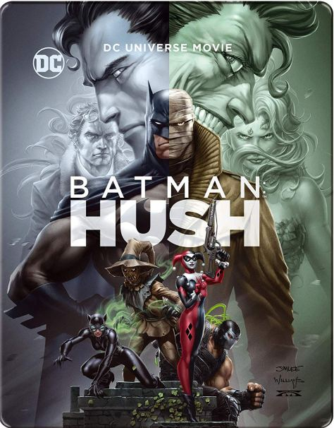Batman: Hush Now Available to Pre-Order