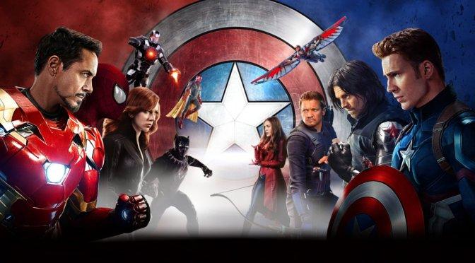 The Best Moment   Captain America: Civil War
