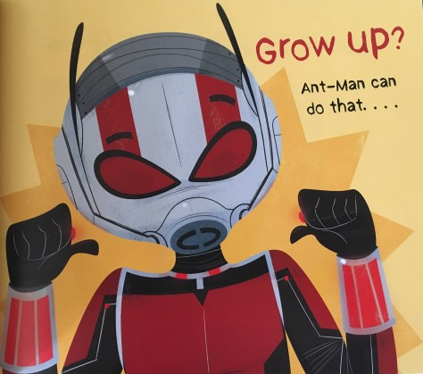 Book Review   Grow Up, Ant-Man!   Future of the Force