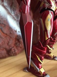 S.H Figuarts Review | Iron Man MK 50 Nano Weapon Set (Avengers: Infinity War)