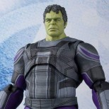 First Look   S.H. Figuarts Avengers Endgame Hulk Revealed