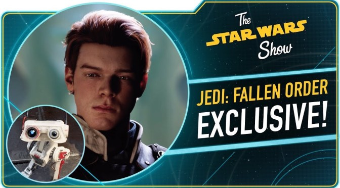 The Star Wars Show | Everything You Need to Know about Star Wars Jedi: Fallen Order