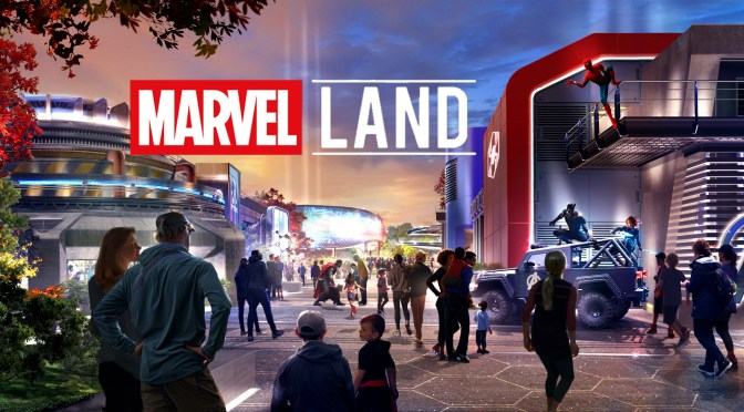 Disneyland's California Adventure Theme Park Gets Approval for Marvel Land
