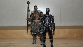 Marvel Legends Review M'Baku (Black Panther) 8