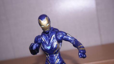 Marvel Legends Review | Rescue (Avengers Endgame)