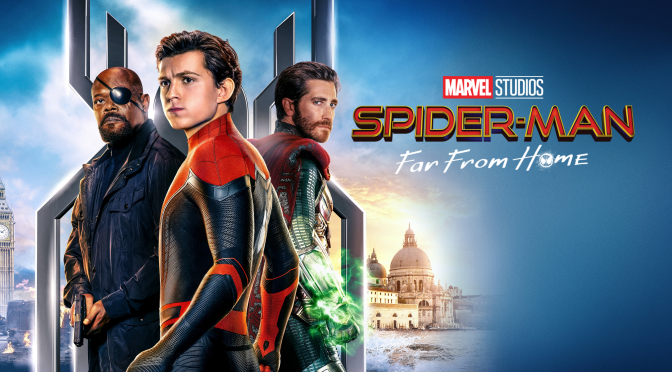 New Spider-Man: Far From Home TV Spot Reveals the Origins of Spidey's New Suit
