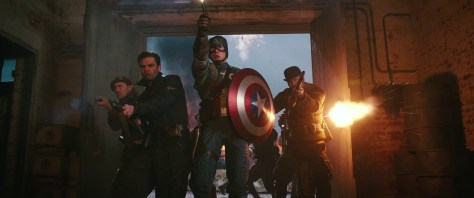 Team Cap (Captain America The First Avenger)