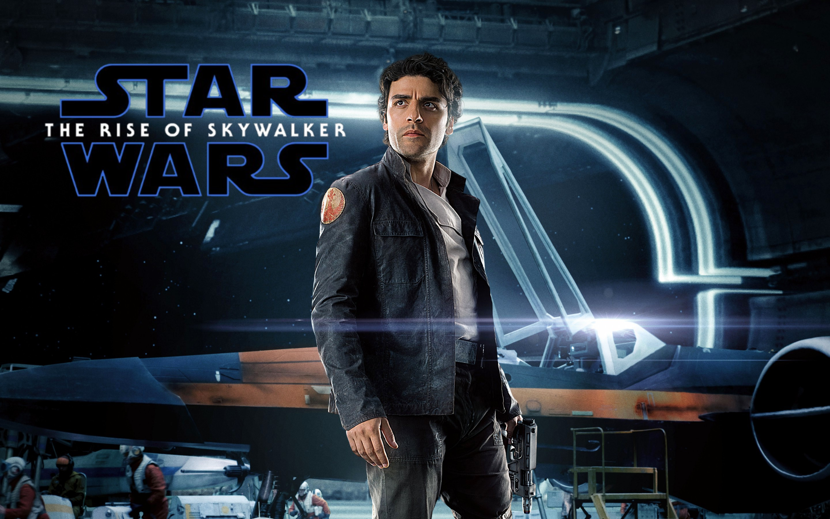 The Rise Of Skywalker What S Next For Poe Dameron Future Of The Force